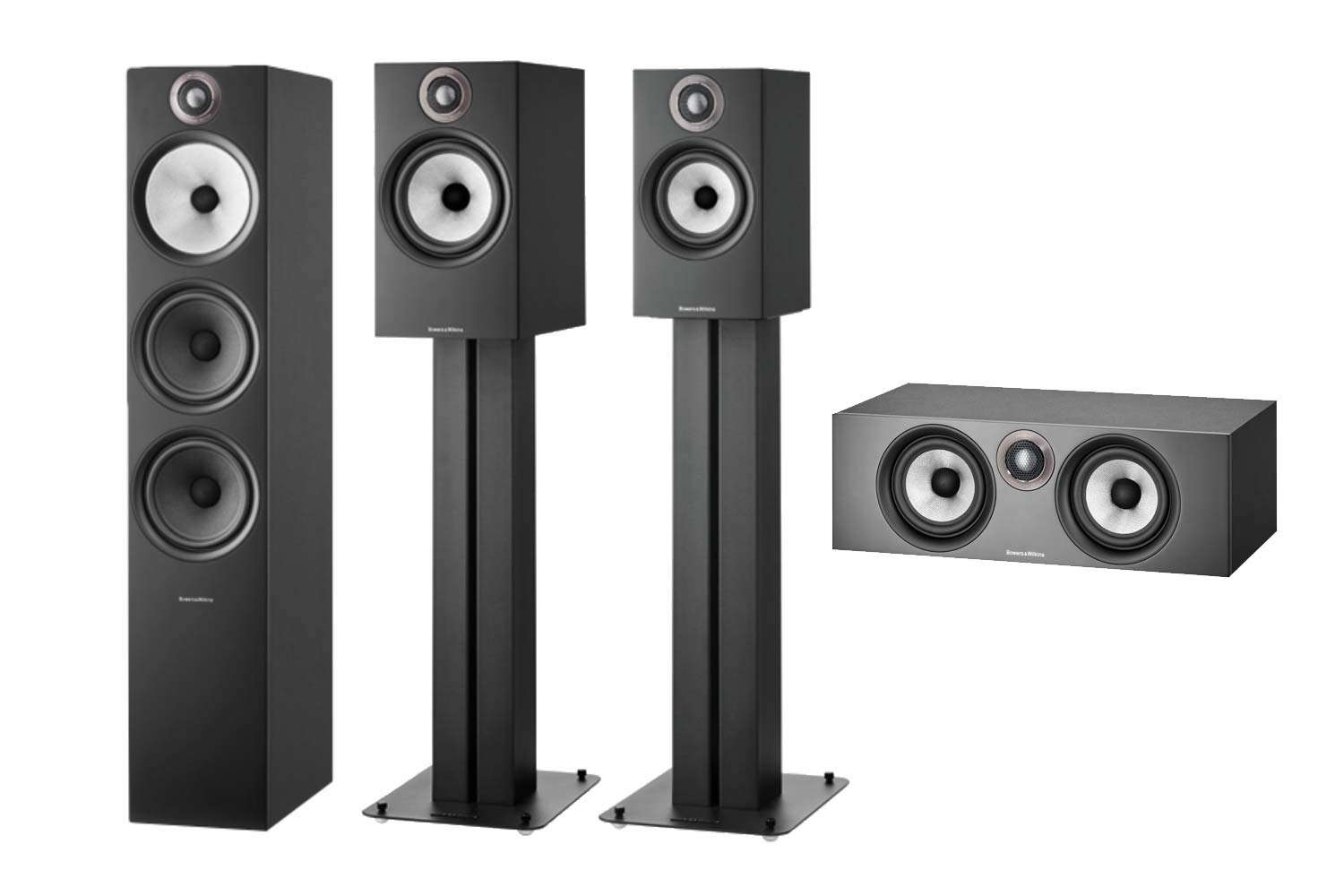 B&W Bowers & Wilkins Serie 600 S2 Anniversary Edition Lautsprecher