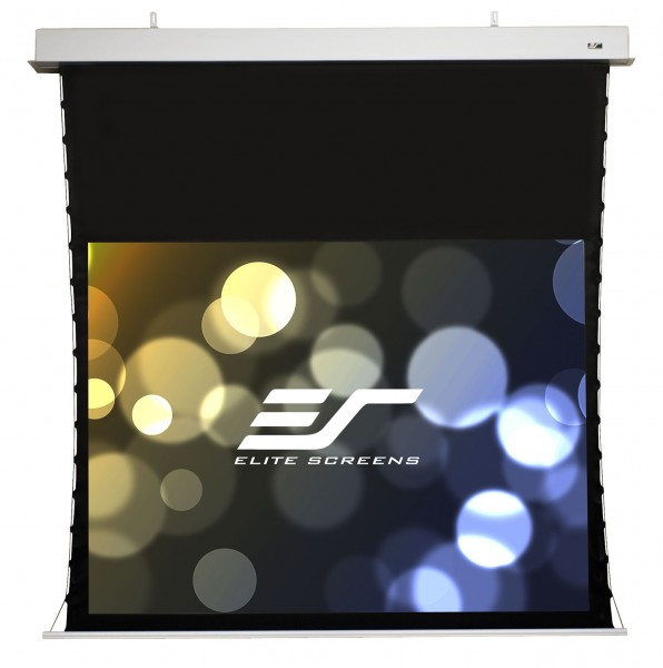 Einbau Leinwand Elite Screens Evanesce Tab Tension - CineWhite