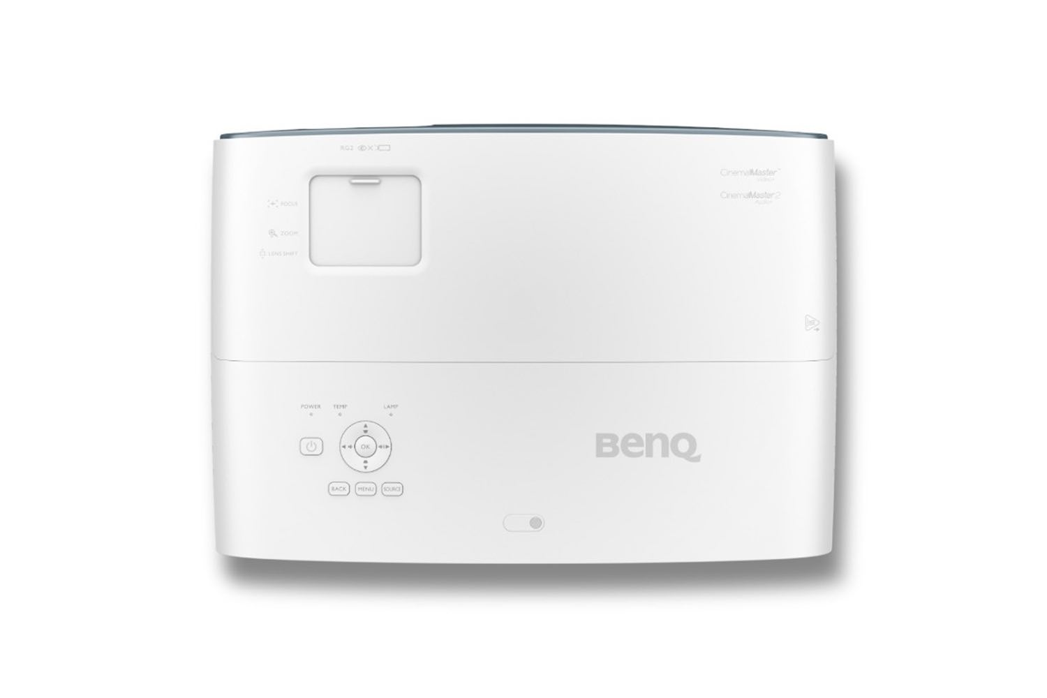 BenQ TK850i 4K 3D Beamer mit Android TV - HEIMKINORAUM Edition