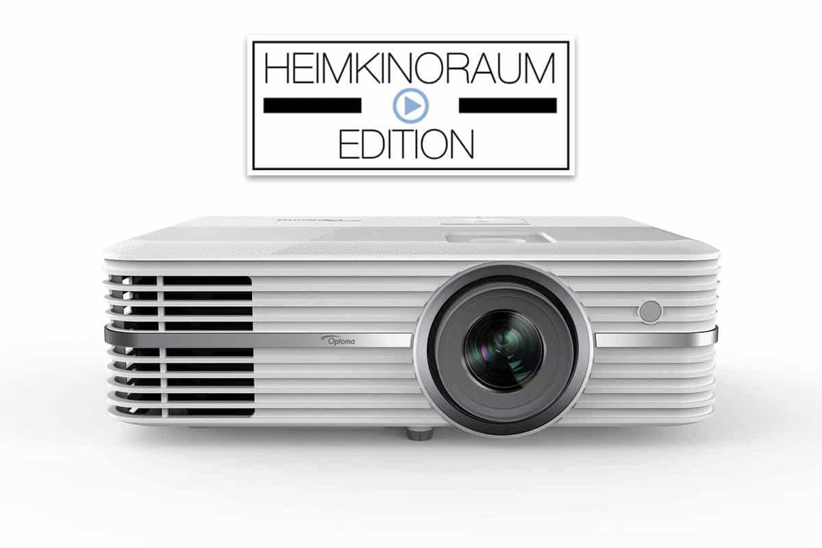 Optoma UHD300X HEIMKINORAUM Edition