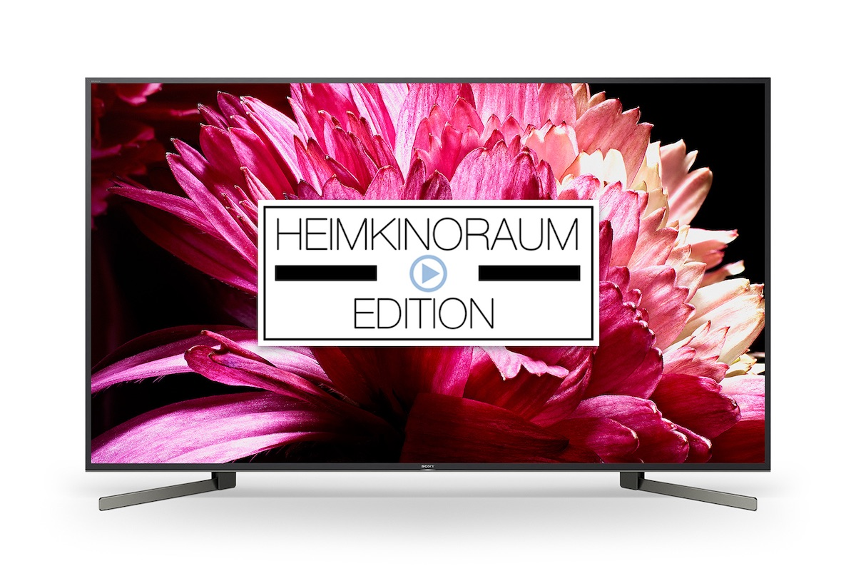Sony XG9505 4K HDR Fernseher mit Android TV