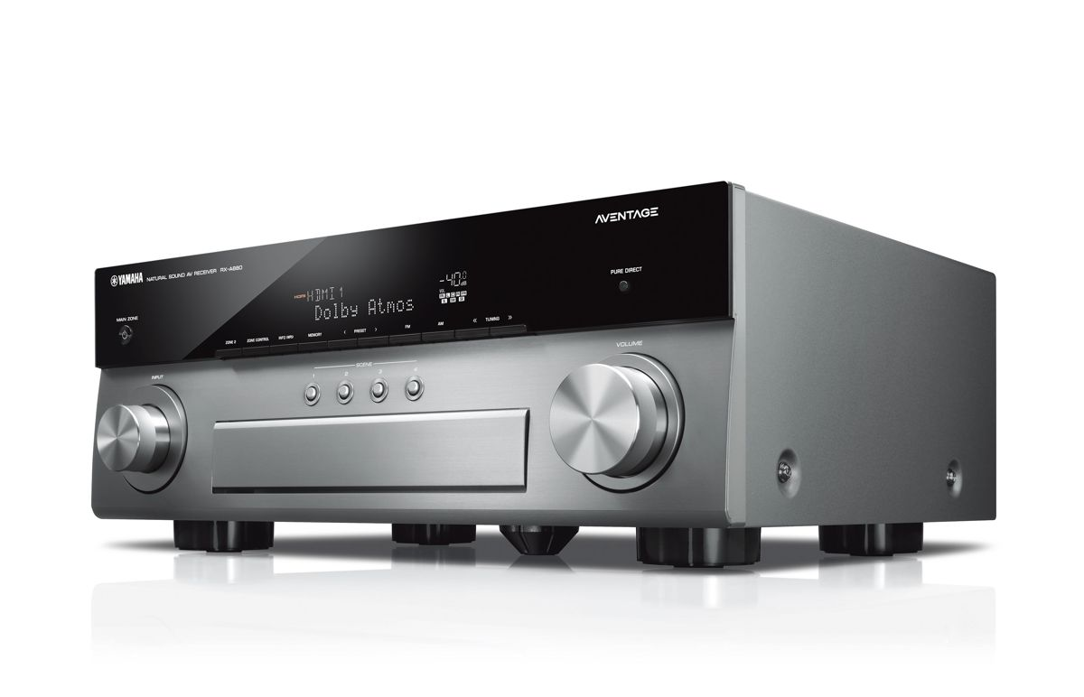 yamaha aventage rx a880 7 2 av receiver heimkinoraum. Black Bedroom Furniture Sets. Home Design Ideas