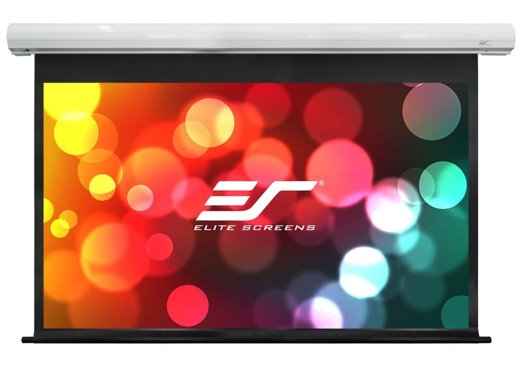 Motorleinwand Elite Screens Saker