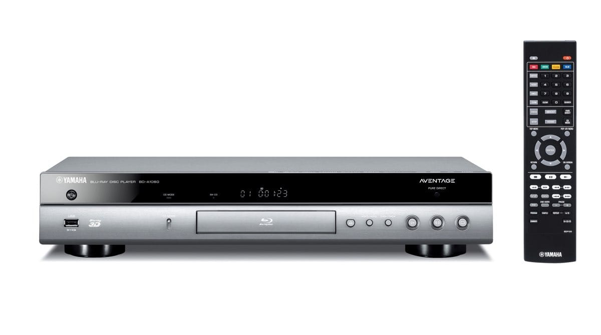 Yamaha BD-A1060 Blu-ray Player