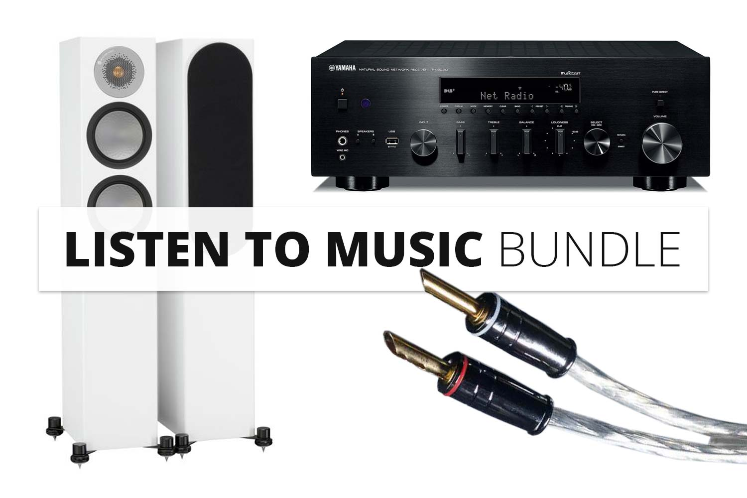 LISTEN TO MUSIC BUNDLE BEI HEIMKINORAUM