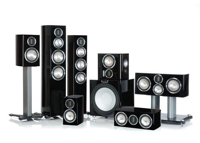 Monitor Audio Gold GX Serie Lautsprecher
