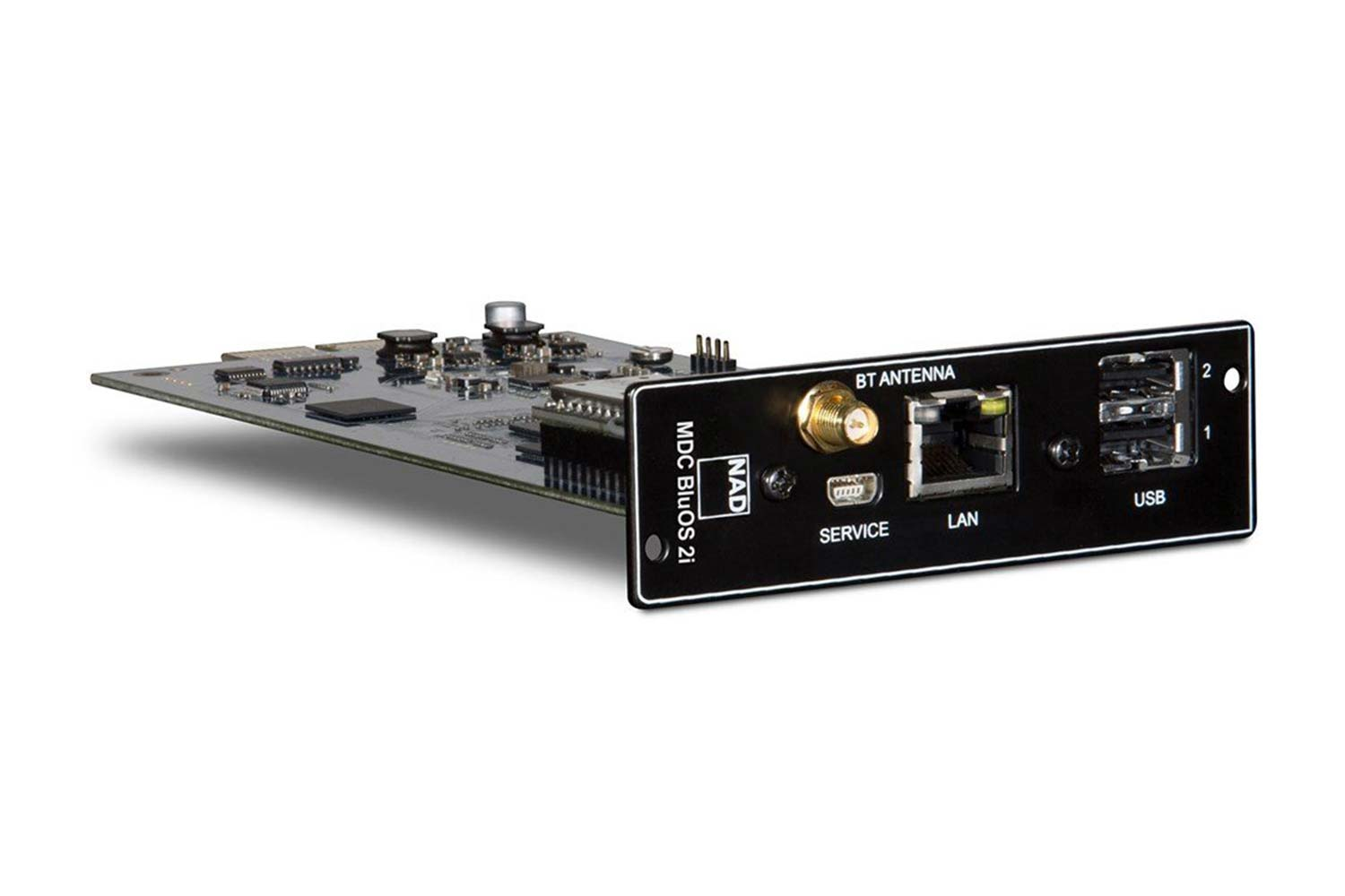 NAD MDC BluOS 2i Streaming-Modul