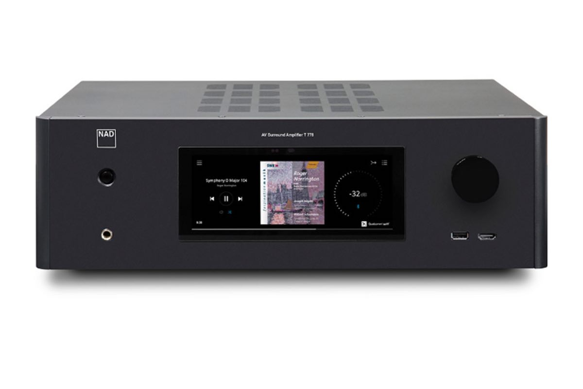NAD T 778 9.2 AV-Receiver - HEIMKINORAUM Edition