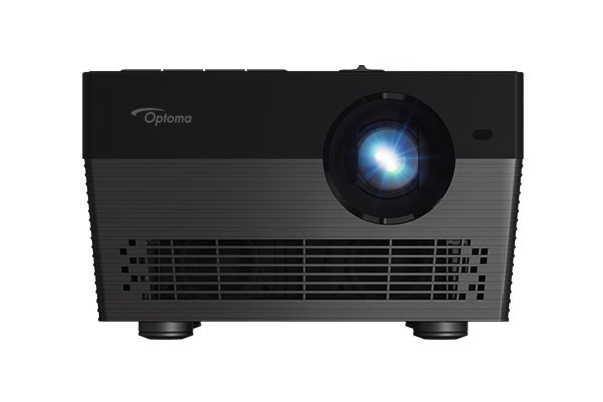 Optoma UHL55 - 4K UltraHD HDR 3D LED Beamer - HEIMKINORAUM Edition