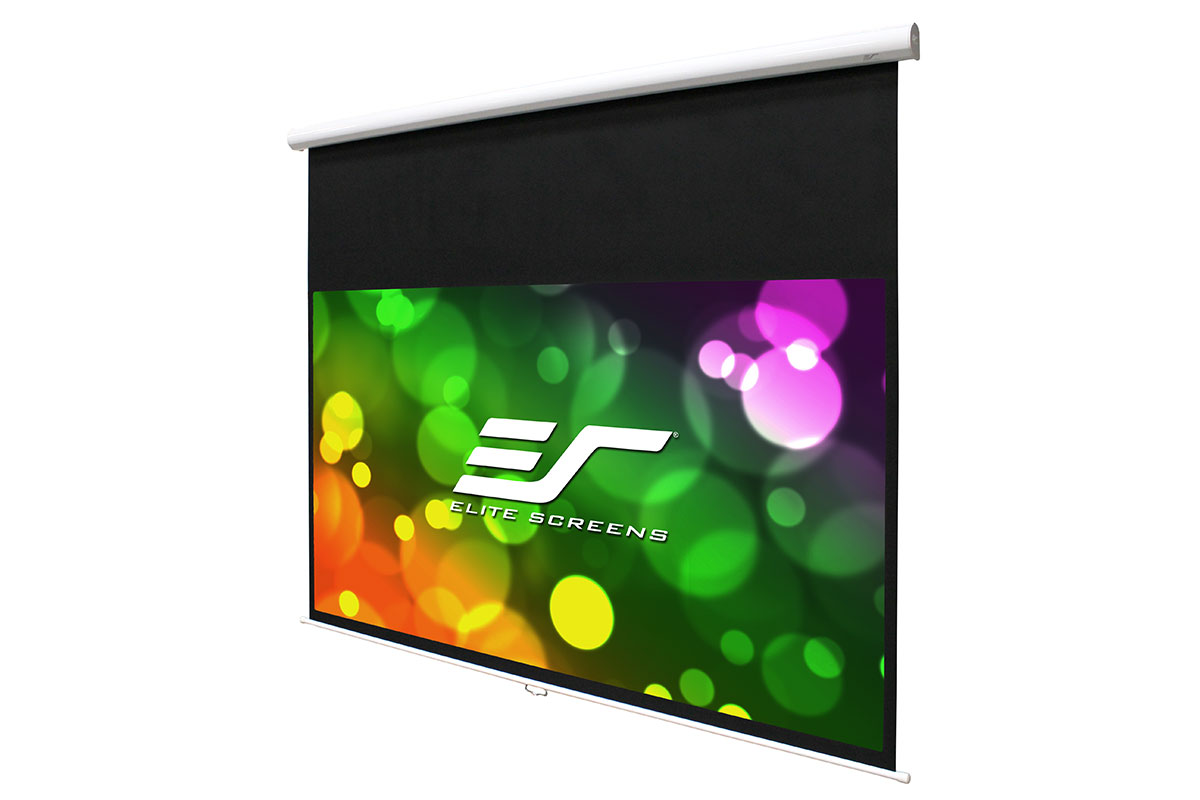 Rolloleinwand Elite Screens Premium Motion