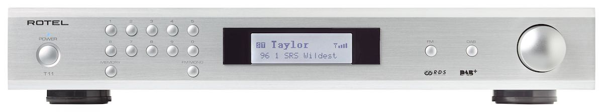 Rotel T11 - Tuner