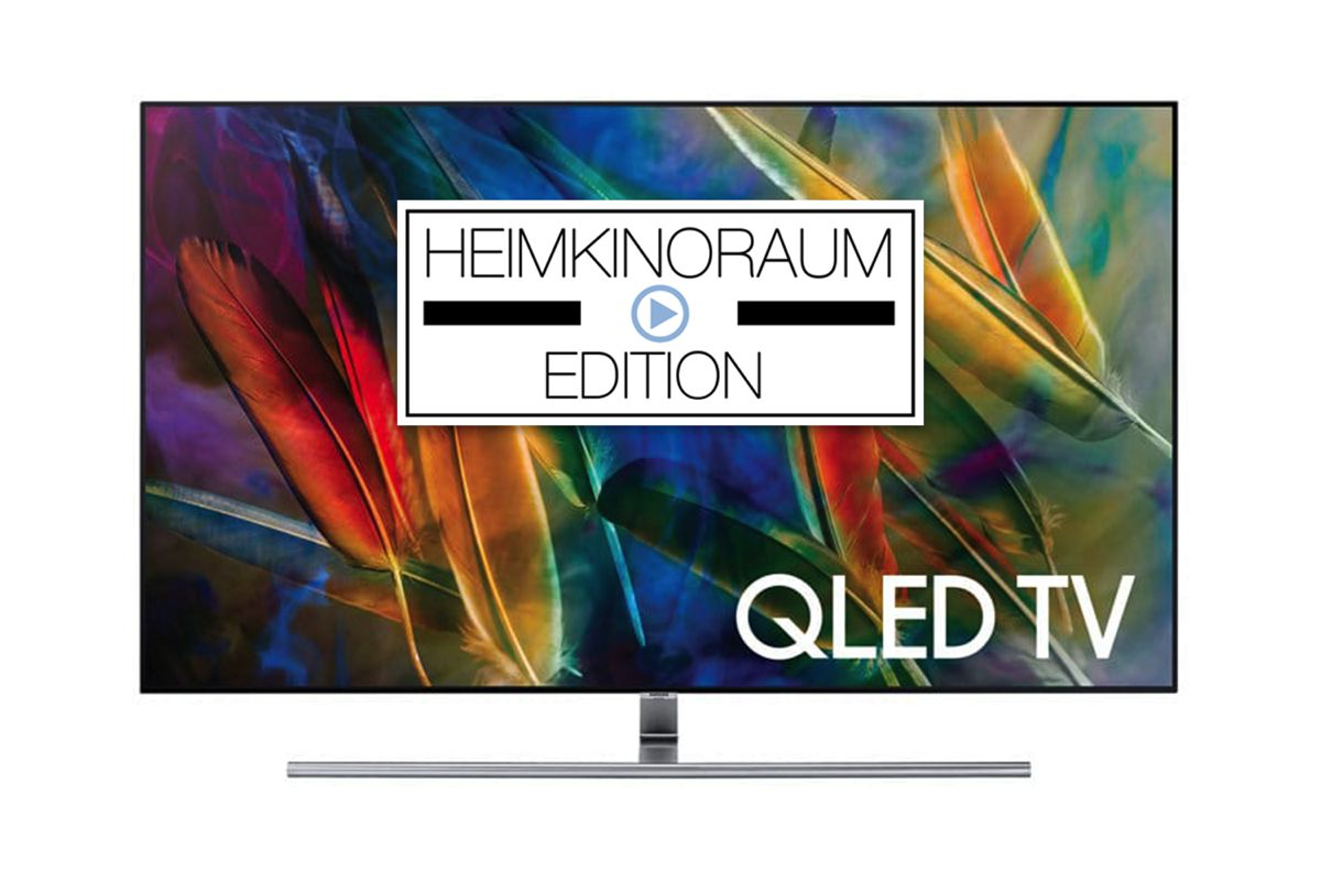 Samsung Q7F QLED 4K HDR Fernseher