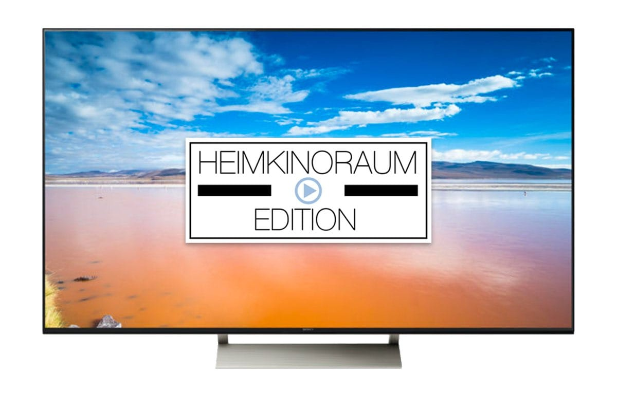 Sony XE9305 4K HDR Fernseher mit Android TV