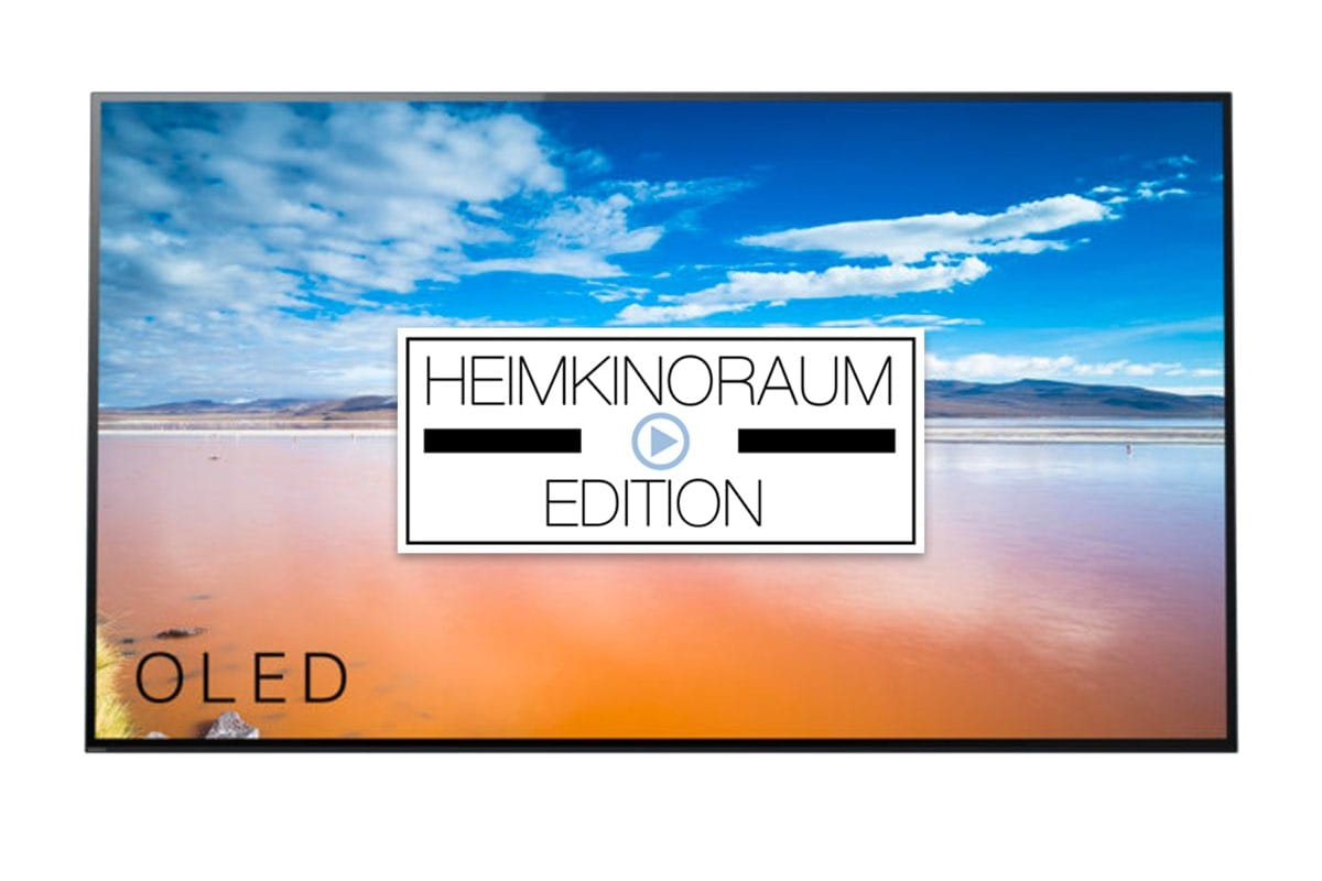 Sony A1 OLED 4K HDR Fernseher mit Android TV