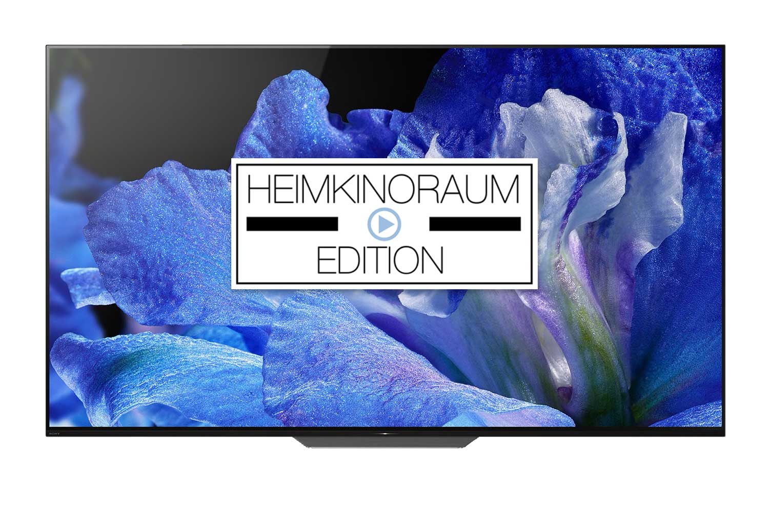Sony AF8 OLED 4K HDR Fernseher mit Android TV