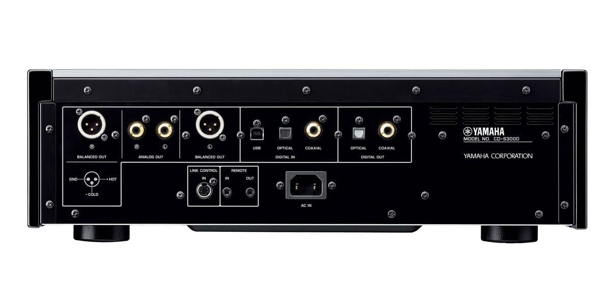 Yamaha Audio Player