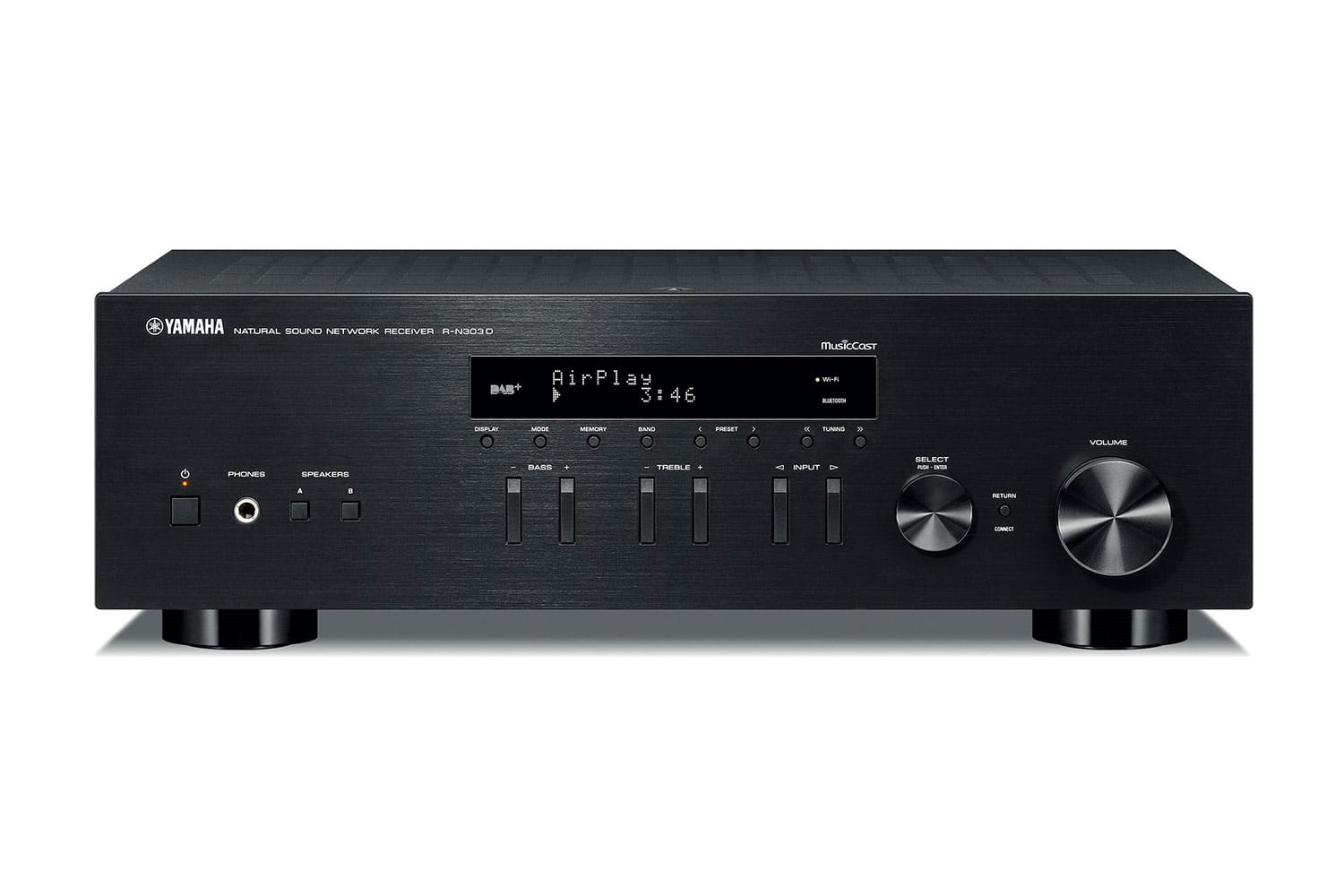yamaha r n303d netzwerk receiver. Black Bedroom Furniture Sets. Home Design Ideas