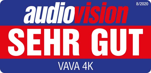 VAVA 4K UHD Laser TV Beamer - HEIMKINORAUM Edition