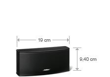 bose cinemate 520 home cinema system 5 1 lautsprecher. Black Bedroom Furniture Sets. Home Design Ideas