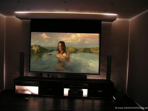 heimkino cornerlight. Black Bedroom Furniture Sets. Home Design Ideas