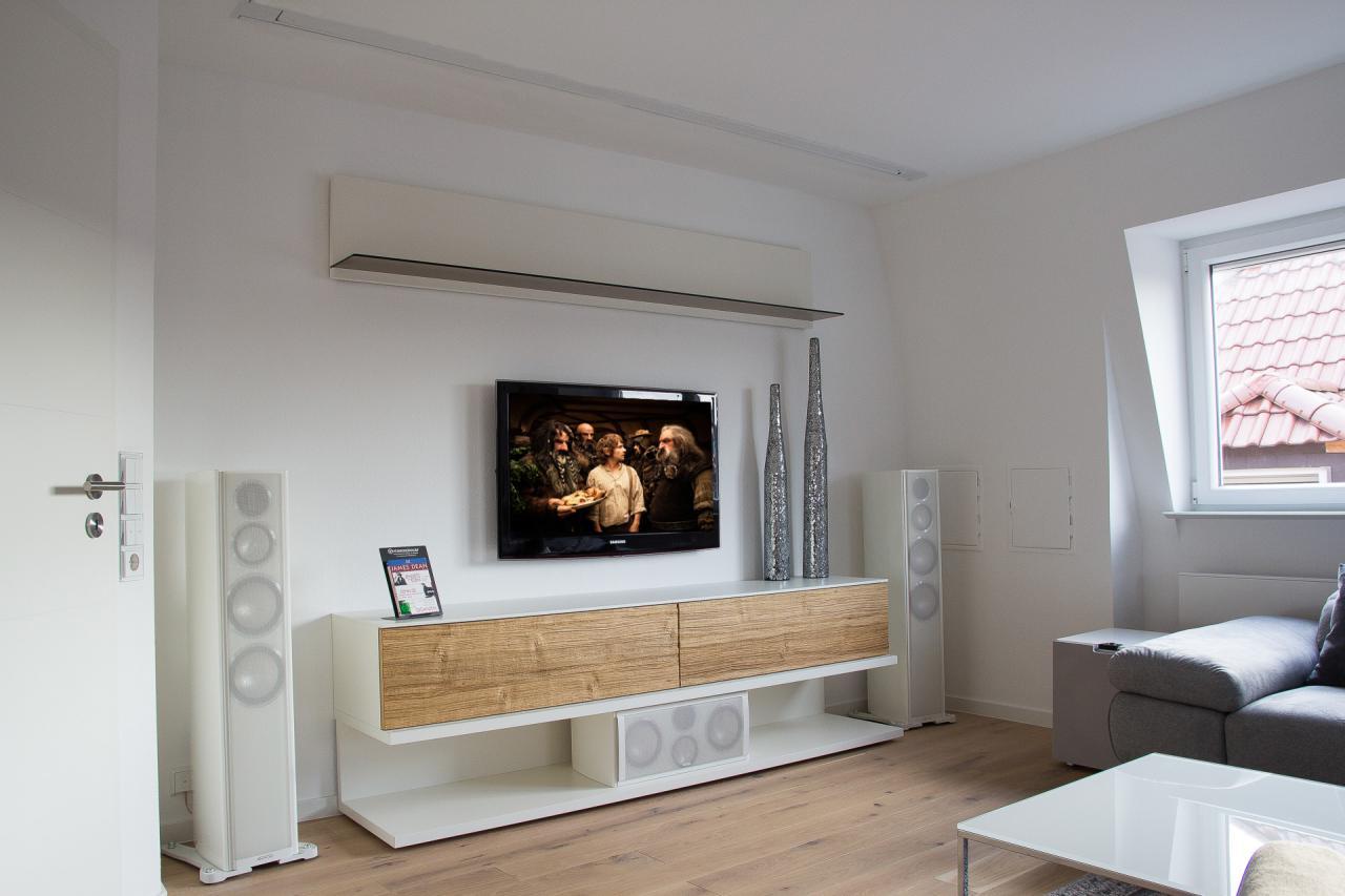 93 heimkino im wohnzimmer integration best