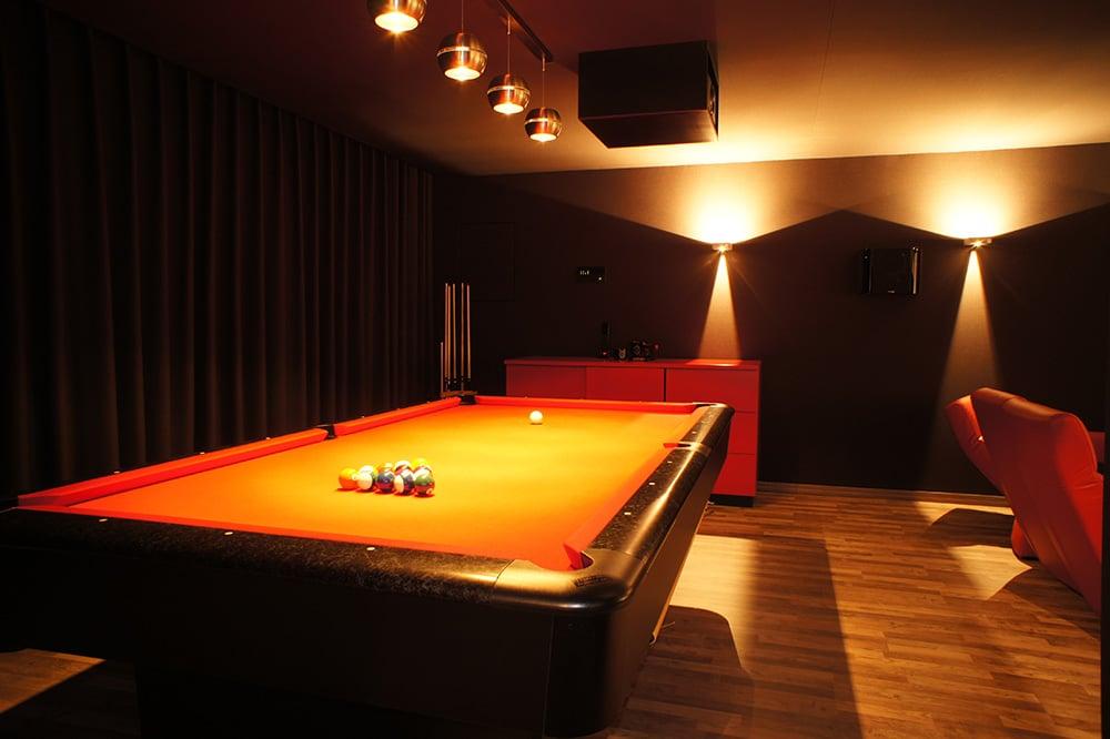 Heimkino Casino Beamer JVC