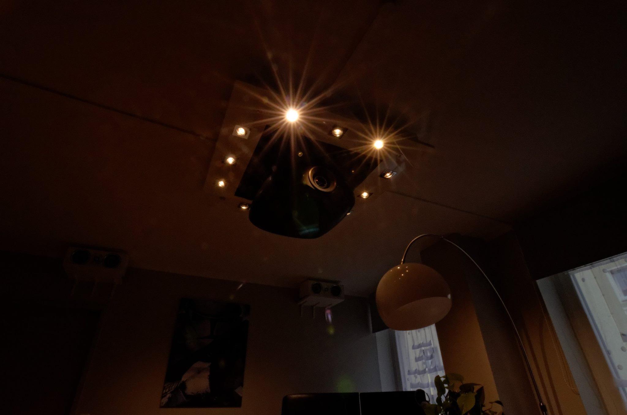 heimkino lightsaber strikes drums in n rnberg. Black Bedroom Furniture Sets. Home Design Ideas