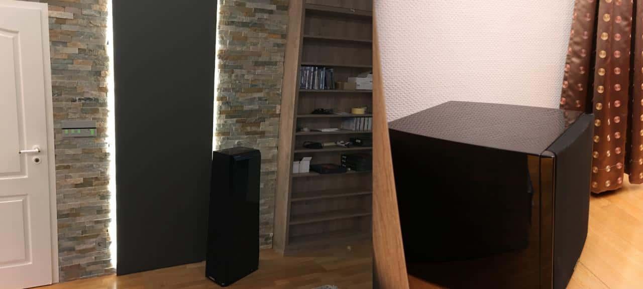 Quadral Lautsprecher für das Heimkino