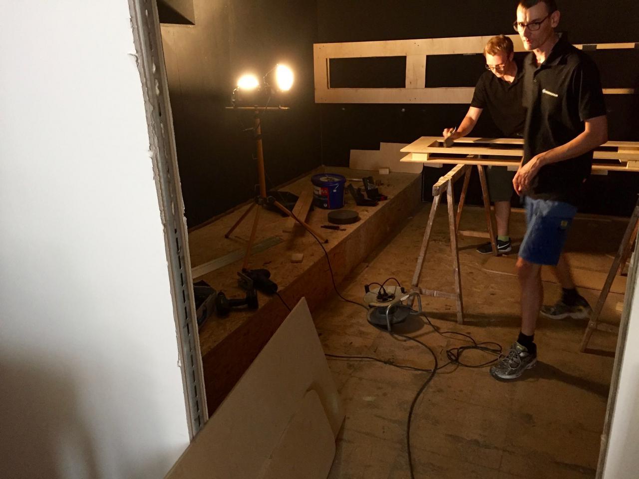 heimkinoraum in mannheim ab. Black Bedroom Furniture Sets. Home Design Ideas