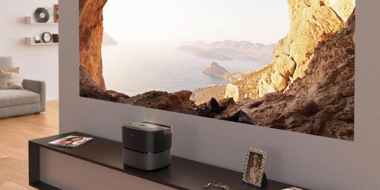 kurzdistanz beamer als tv ersatz. Black Bedroom Furniture Sets. Home Design Ideas