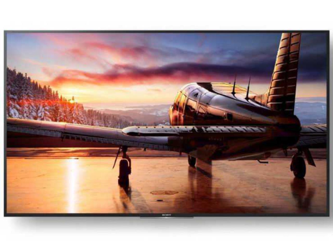 Sony ZD9 mit HDRBild