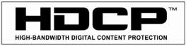 HDCP2.2 Logo