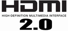 HDMI 2.0 Logo
