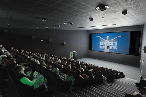Der echte Kinosaal