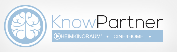 Know Partner Cine4Home Heimkinoraum