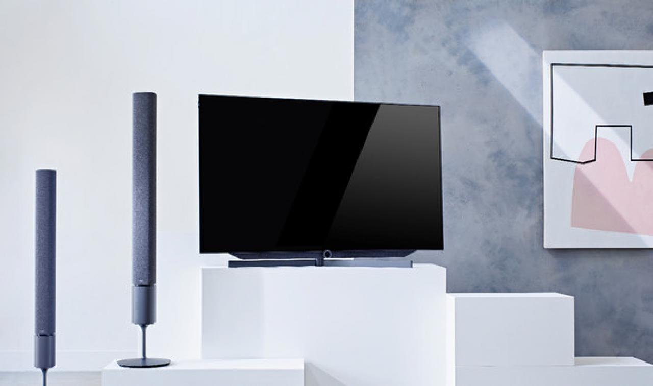 loewe bild 7 oled uhd 4k fernseher. Black Bedroom Furniture Sets. Home Design Ideas