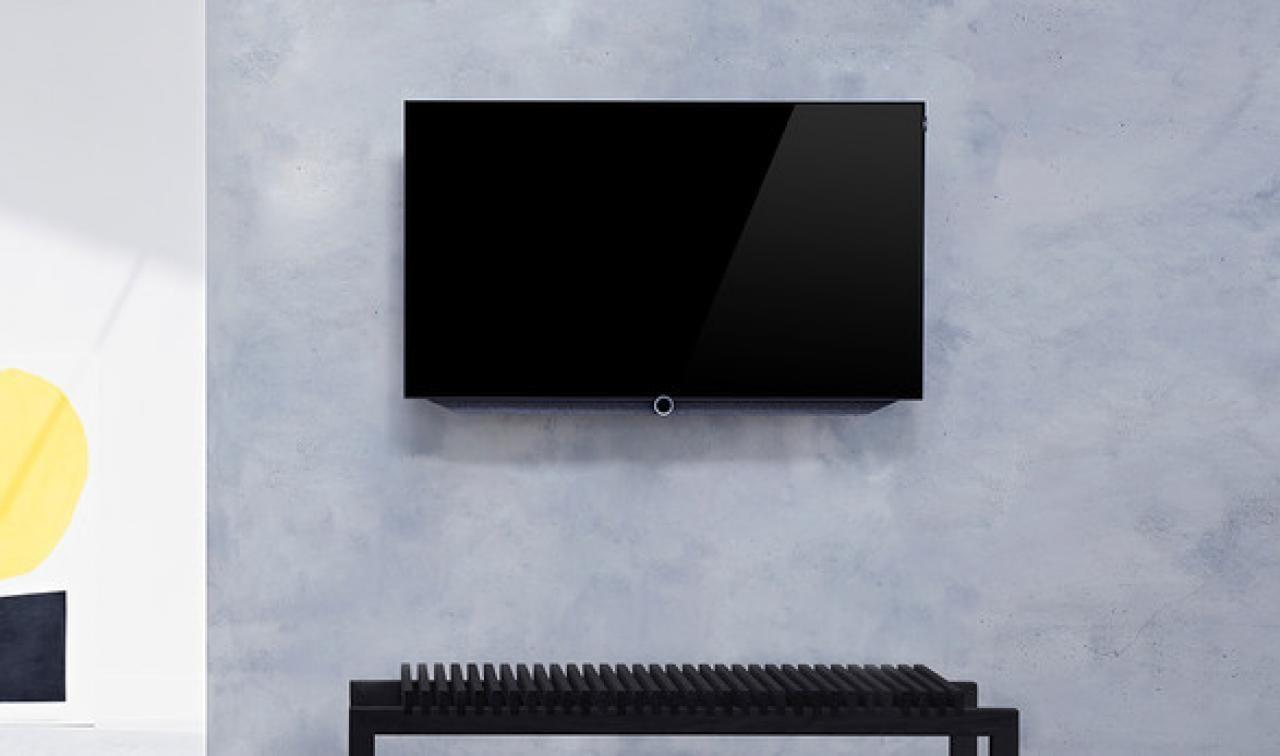 loewe bild 7 oled uhd 4k fernseher. Black Bedroom Furniture Sets. Home Design Ideas